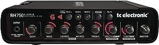 TC 电子 RH750 750W 低音放大头,990010051 需配变压器