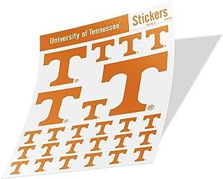 田纳西大学 UT Vols 志愿者贴纸乙烯基贴花笔记本电脑水瓶汽车剪贴簿(3 类 C)