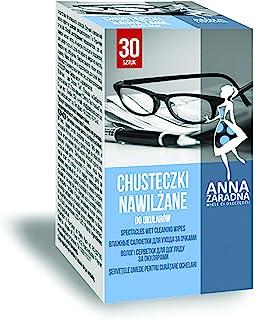 ANNA ZARADNA 30 块清洁布,眼镜屏幕颜色:白色 / 12x14 厘米 /
