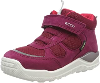 Ecco 爱步 Urban 女童版 迷你高帮运动鞋