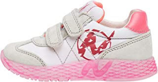 Naturino 女童 Jesko Vl 田径鞋 粉色 33 欧码
