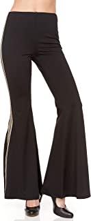 Inner Beauty 女式喇叭裤 - 女式高腰喇叭裤 - 波西米亚裤