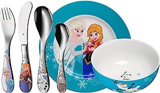 WMF 福腾宝 迪士尼冰雪奇缘儿童餐具套装,不锈钢,40 x 25 x 40厘米