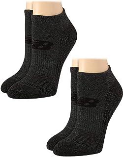 New Balance 女式加垫低帮袜,冰凉技术(2 双装)