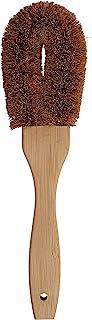 Kitchen Craft Natural Elements 椰子冲洗刷,椰子纤维,棕色,26 x 7 x 3厘米