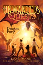 Dragon Fury (The Unwanteds Quests Book 7) (English Edition)