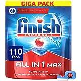 Finish 强力球 110 适用于普通洗碗机 1800 克