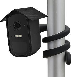 Aobelieve 弹性扭转支架,带保护硅胶盖,适用于 eufyCam 2C 和 2C Pro