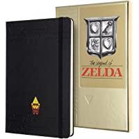 Moleskine 收藏盒 The Legend of Zelda 收藏册,横格布局,精装和主题图形,尺寸 L 13 x…