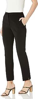 BCBGMAXAZRIA Women's Tarik Cropped Trouser