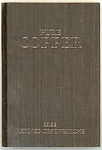 Daycraft 德格夫 金木系列笔记本 - 铜