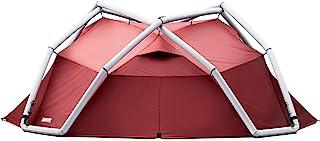 HEIMPLANET 原创 | 后门 - 4 季 | 4 人圆顶帐篷 | 充气弹出式帐篷 - 几秒钟内设置 | 防水户外野营 - 5000 毫米水柱