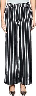 s.Oliver BLACK LABEL 女士宽松版型:缎面裤带图案