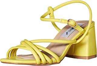 William Rast 女式舒适高跟凉鞋