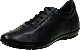 Geox Men's Symbol 19 男士牛津布皮鞋