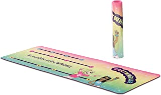 CARTWHIRLER Cartwheel 训练垫 - 在家里翻滚垫,体操垫适合所有年龄段,体操装备,适合 4-12 岁以上儿童,2 英尺 x 6 英尺