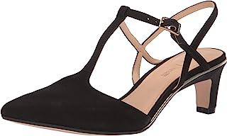 Clarks Ellis Lola 女士磨砂高跟鞋