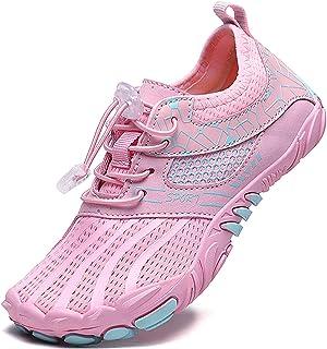 MARITONY 儿童运动涉水鞋男孩女孩速干水生防滑轻质夏季户外涉水鞋