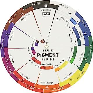 Fluidpigment 彩色轮毂色相环