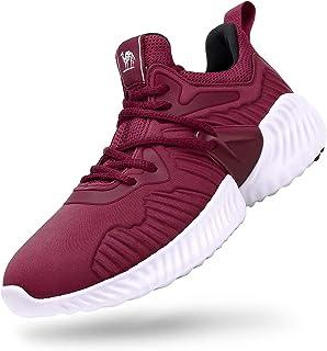 CAMEL 跑鞋 女式 轻质 公路运动运动鞋 涤纶网眼慢跑鞋