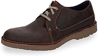 Clarks 男士Vargo Plain德比鞋
