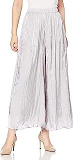 Snidel 缎纹裙风格裤装 女士 SWFP204129