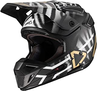 Leatt 1020001041 头盔 GPX 5.5 V20.2 斑马 S 55-56 厘米 ECE