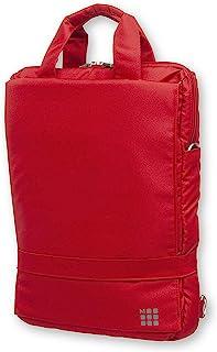 Moleskine 红色竖式数码保护包多功能电脑包尺寸可达 15.4英寸