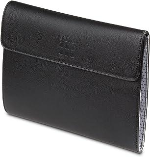 Moleskine iPad Air 保护壳 可收纳10英寸物品 ET86UDPADABK 经典数码手拿包 AIR, 黑色, Free Size