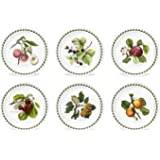 Portmeirion Pomona Bread and Butter Plate, Set of 6 Assorted…