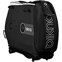 BiKnd 中性款 Helium V4 自行车包,黑色