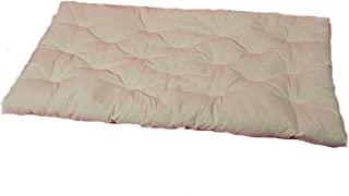 merrymama-床垫摇篮和三件套填充有有机三角柄,cm 33 x 70