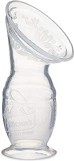 haakaa 113.4gram / 100mL 硅胶吸乳器带吸盘底座 食品级不含 PVC and phthalate FREE