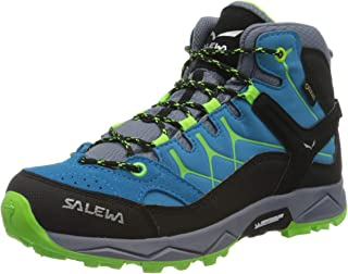 SALEWA Jr Alp Trainer Mid Gtx, Unisex Kids' Trekking and Hiking Boots