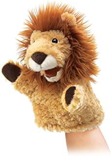 Folkmanis 小狮子手偶
