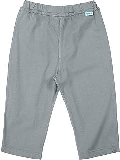 i play。 儿童瑜伽裤由*棉制成-灰色-18 个月裤子