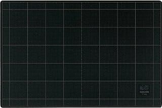KOKUYO 国誉 切割垫 双面规格 方格 300×450mm 黑色