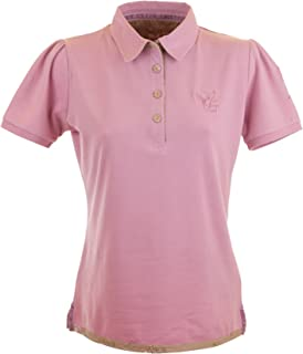 Tierra Garden JP05S Jubilee Garden Girl Polo 衫,S 码,粉色
