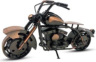 Scrap Cycl*废料金属模型;金属件和零件手工焊接;男女皆宜的摩托车骑手礼物 | 正品手工制作摩托车艺术