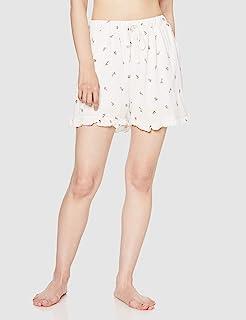Gelato pique 玫瑰花纹短裤 PWCP204268 女士