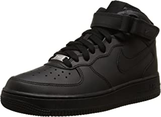 Nike 耐克 Air Force 1 Mid (GS),中性兒童Hi-Top運動鞋