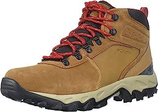 Columbia 哥伦比亚 男士 Newton Ridge Plus Ii 麂皮防水徒步鞋