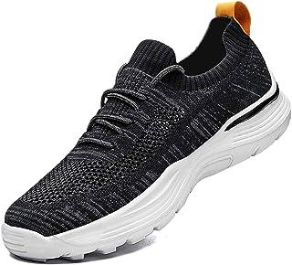 JAMONWU 男式一脚蹬乐福鞋步行鞋驾驶运动鞋休闲布鞋轻便户外鞋