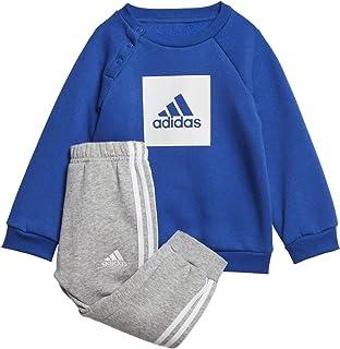 adidas 阿迪达斯儿童三条纹标志连帽夹克