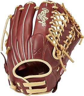Rawlings 棒球用 手套 女用 软球 HYPER TECH R2G *科技 R2G [全能用]尺寸 12.0 GS1HTS66 12 英寸