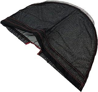 Primal Accessories PRAC-11371XR 黑色商用级替换 13 英寸(约 33.0 厘米)软尼龙网带磨损面板仅适用于 23 英寸(约 58.4 厘米)叶耙