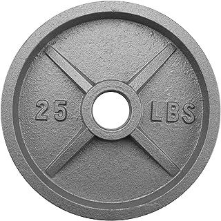 Crown Sporting Goods 5.08 厘米奥运风格铁质加重板