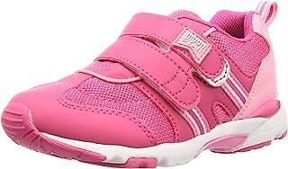 MoonStar 运动鞋 宽幅 3E 男孩 女孩 15~21厘米 儿童 MS C2209 樱桃红 19.0 cm 3E