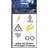 哈利波特派对纹身 - 24 片