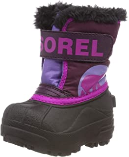 Sorel 女童儿童长筒雪地靴